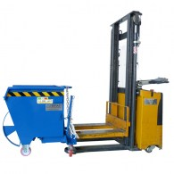 electrical lifter buckets