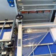 thermoshrinking packaging L-sealer