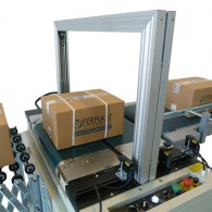boxes strapping machine