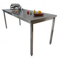 food staineless steel table