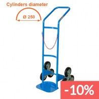 stairs cylinder trolley