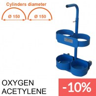 gas cylinders trolley