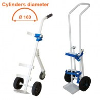 convertible cylinders trolley