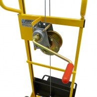 winch lifter for boxes
