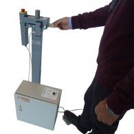 electrical footswitch puncher